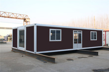 Designed Solid Container 2013 new design nice appearance prefabricated house villa