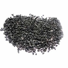 Crumb rubber. Rubber granules
