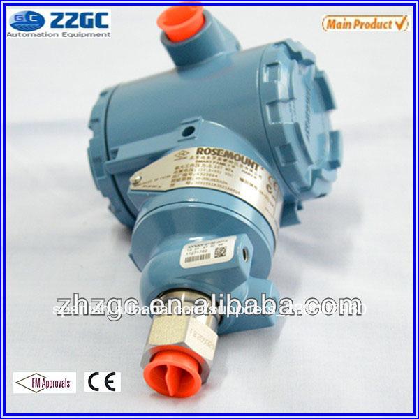 de alto rendimiento de rosemount 3051t transmisor de presión