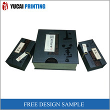 Tea box packing box can be customized to suit box