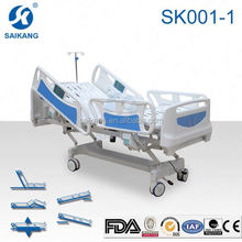 SK001-1 Remote Control Hospital Electric Motor Bed,Electric Bed Okin Motor