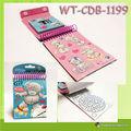 WT-CDB-1199 colorir o livro de crianças