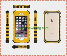 For iPhone 6 4.7 inch Waterproof Shockproof Dirtproof Protect Case Cover