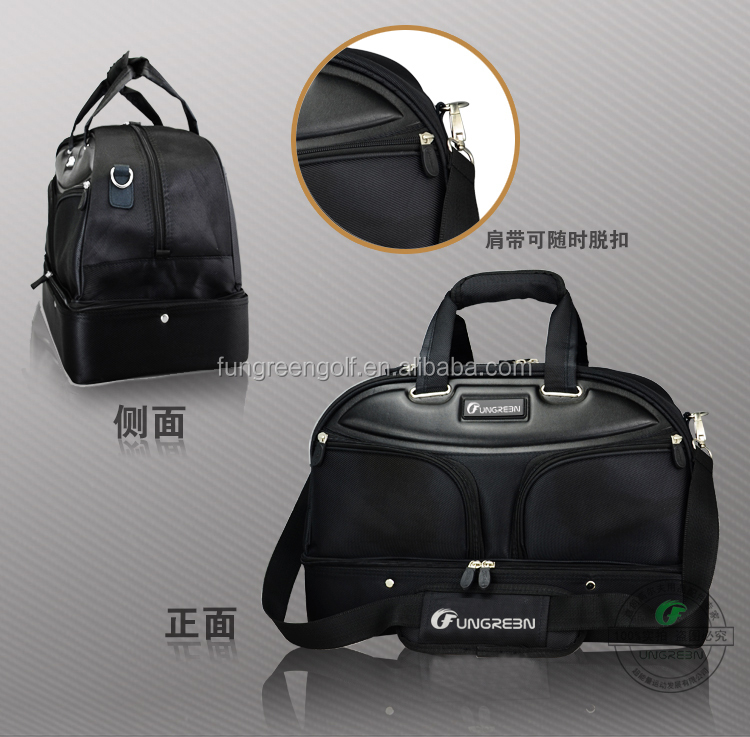 Latest Design Golf Bag With Nylon Material 2015
