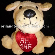 Valentine's Day dog