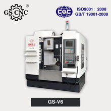 V6 Drilling Tapping Milling All in One CNC Machine Center