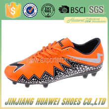 Fashion Brand Soccer Shoes Latest Design Running Football Shoes Men Sport Shoe
