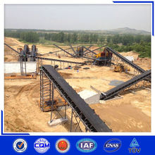Dry Material Belt Conveyor System/Conveyor Belt Machinery