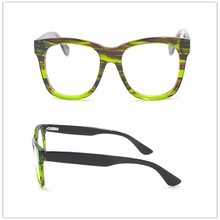 Fresco parada marco de las lentes, gafas de lectura