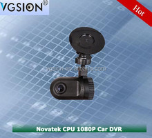 Promotion!!!!Mini FULL HD1080P CAR DVR with NOVATEK CPU,Special bullet model with cheapest price and high qualtiy