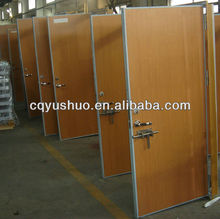 Marine Ship Boat Steel A60 Fire Rated/Proof Door