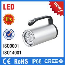 explosion proof rechargeable handlamp flashlight explosionproof hand lamp