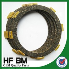 High Quality Motorcycle Clutch Plate Made In China OEM Manufactures(CG125/GN125/250)