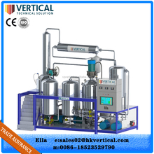 Vertical Purification technology competitive price the newest design oil refinery line