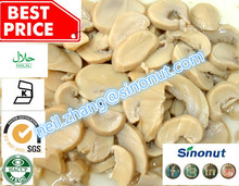 2.5-4.0CM slices Mushroom From North of China Crop Canned Mushroom Slices