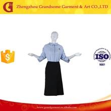 Designed Formal Ladies Office Uniform