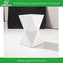 2015 Hot Sale White Gloss Console Table Acrylic Console Table