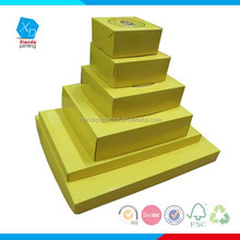 Alibaba china supplier recyclable cute cupcake box