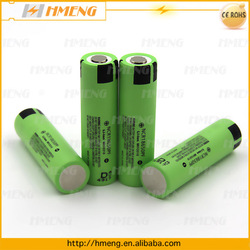 2900mAh NCR18650pf 3.7V high capacity rechargeable Li-ion battery with high quality and good price
