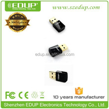 Fast transmission 300M 802.11b g n rtl8192 lan network card usb wifi adapter for ipad/iphone/ipod EP-N1557