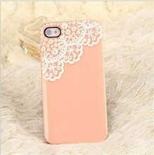 Wholesale jewelry decorate cell phone case for mobile phones