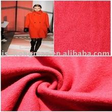 Cheap Red Wool Dress Woven Fashion Fabric