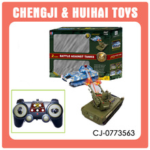 Wholesale baby plastic battle tank toy with music