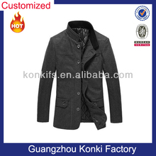 Custom Warm Korean Fashion Jacket