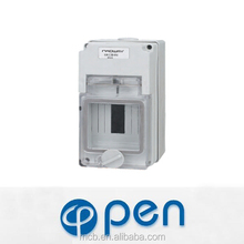 ABS & PC Switchgear Cover Assemblies with LED lighting Electrical junction box(56CB4NLED)