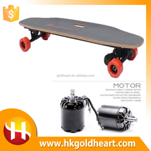 much lighter much thinner but ultra-long battery life Backfire Remote control electric longboard,boosted skateboard