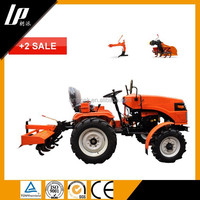 Weifang supplier 12hp 15hp Cheap Mini Garden Tractors For Sale