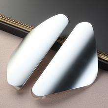 Fashion design aluminium pull handle for glass door