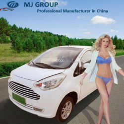 New design EEC approved cheap Electric car made in China for sale