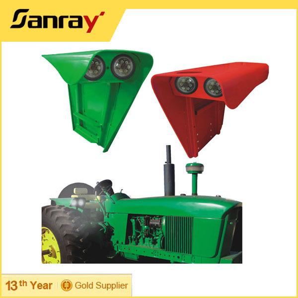 주도 농업 조명 4.5 인치 18 와트 JD 작업 빛 12 볼트 LED 트랙터 작업 ...