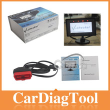 High quality V-CHECKER VCHECKER V CHECKER A301 OBD Scanner with LCD Screen and Multi-Function