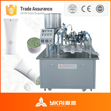 FGF-5 High Quality Soft Tube Filling &sealing cosmetic machine,production in 2014,Can be customized according to requirements