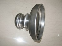 street light spinning (metal spinning machine for lighting ware products)