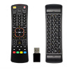 smart remote control for smart TV and with qwerty keyboard and learning function