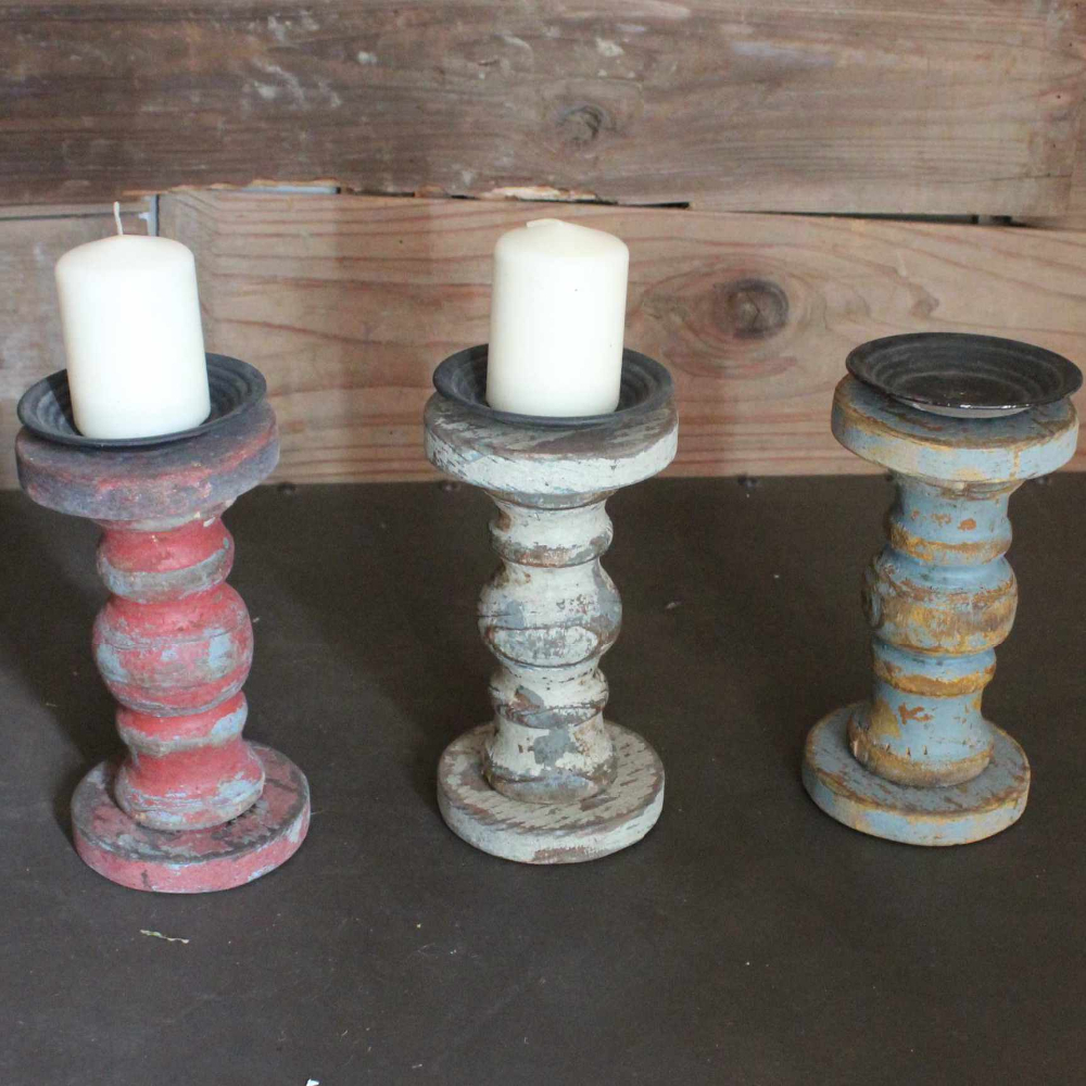 Wholesale home decoration use and candle stand type tall for Used candle holders
