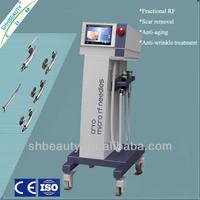 Cryo Cooling Microneedle RF Face Lift Beauty Machine(MR18-2S)