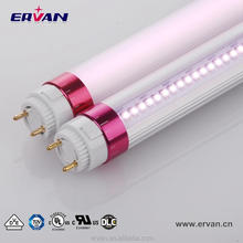 2015 new arrival excellent quality PINK ERVAN t8 20w tube led lighting,20w led t8 lamp