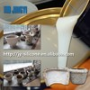 liquid silicone rubber for making gypsum decoration mold
