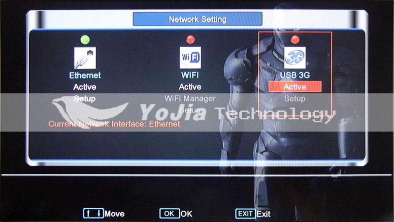 2-Network Setting