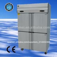tipo económico comercial refrigerador