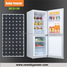 Stainless steel upright 12v dc refrigerator used chest freezer for sale
