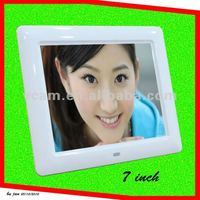 7 inch Samsung LCD Digital Photo Frame