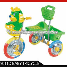 2011D baby tricycle,CE approved kid tricycle