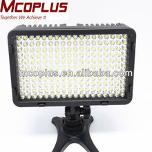 Mcoplus LED 198B video production led lights