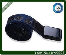 Navy Blue Canvas Belt with Factory Price