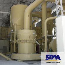 China leading brand MTM series manganese dioxide powder grinder mill